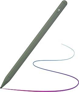 Stylus Pen for iPad with Palm Rejection, (2018-2020) iPad Pencil with Magnetic Design for Apple iPad, iPad (6/7 Gen)/iPad Pro (11/12.9 inch)/iPad Mini Gen 5/iPad Air Gen 3 (Green)