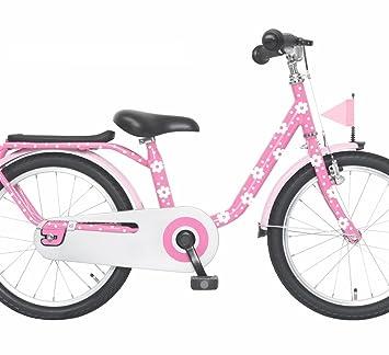 Ilka Parey Wandtattoo Welt Fahrradaufkleber Set Blümchen Und Punkte Dots Fahrradsticker Aufkleber Für Kinder M1007