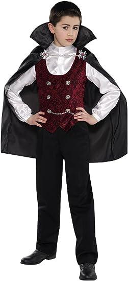Christys London Disfraz de Conde Vampiro para niños en Varias ...