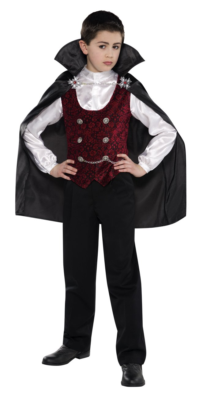 Christy's costume Halloween vampiro (8 – 10 anni) Christy`s 997477