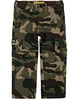 Lee Little Boys' Dungarees Sure-2-Fit Cargo Pants (2T, Green Camo)