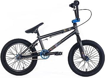 Academy BMX Inspire BMX Vélo BMX Noir/Bleu 16