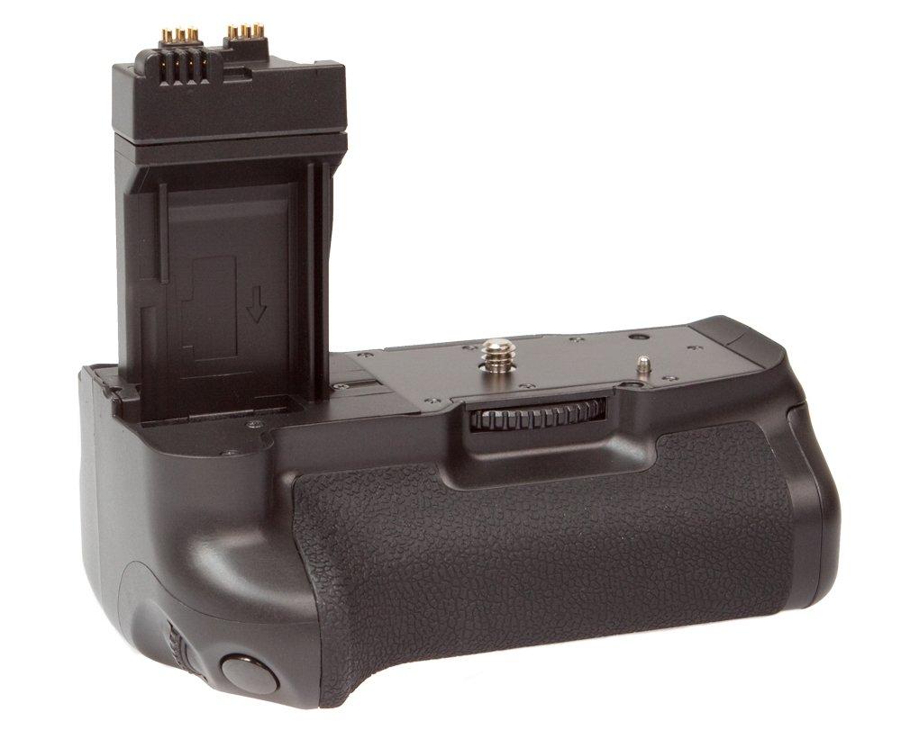 Empuñadura para Canon EOS 700D y 600D y 650D cómo BG-E8: Amazon.es ...