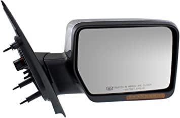 Mirror For 2004-2006 Ford F-150 Driver Side Heated W//Signal Light Kool Vue