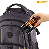 Jakemy Screwdriver Set, Professional Repair Tool Kit with Opening Pry Bars, Torx, Ratchet Handle, Precision Magnetic Driver Bits for iphone 5 5S 6 6Plus 6S 7 7Plus 8 8Plus X, Computer, MacBook, Laptop