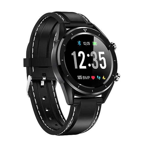 Mode sport Für Damen smartes Dt28 Smartwatch Herzfrequenzmessung Chenang Schlafmonitor Fitness Uhr intelligent Mit Armband fitness Herren XPZkui