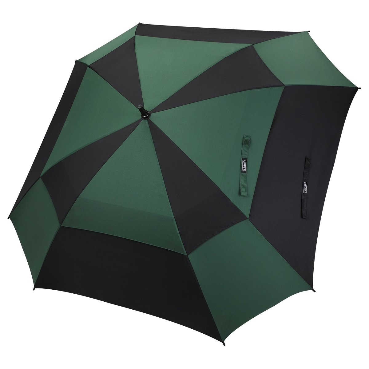 G4Free Extra Large Square-Shape Golf Umbrella 62 Inch Oversize Double Canopy Vented Umbrella Windproof Automatic Open Stick Umbrellas for Men Women by G4Free
