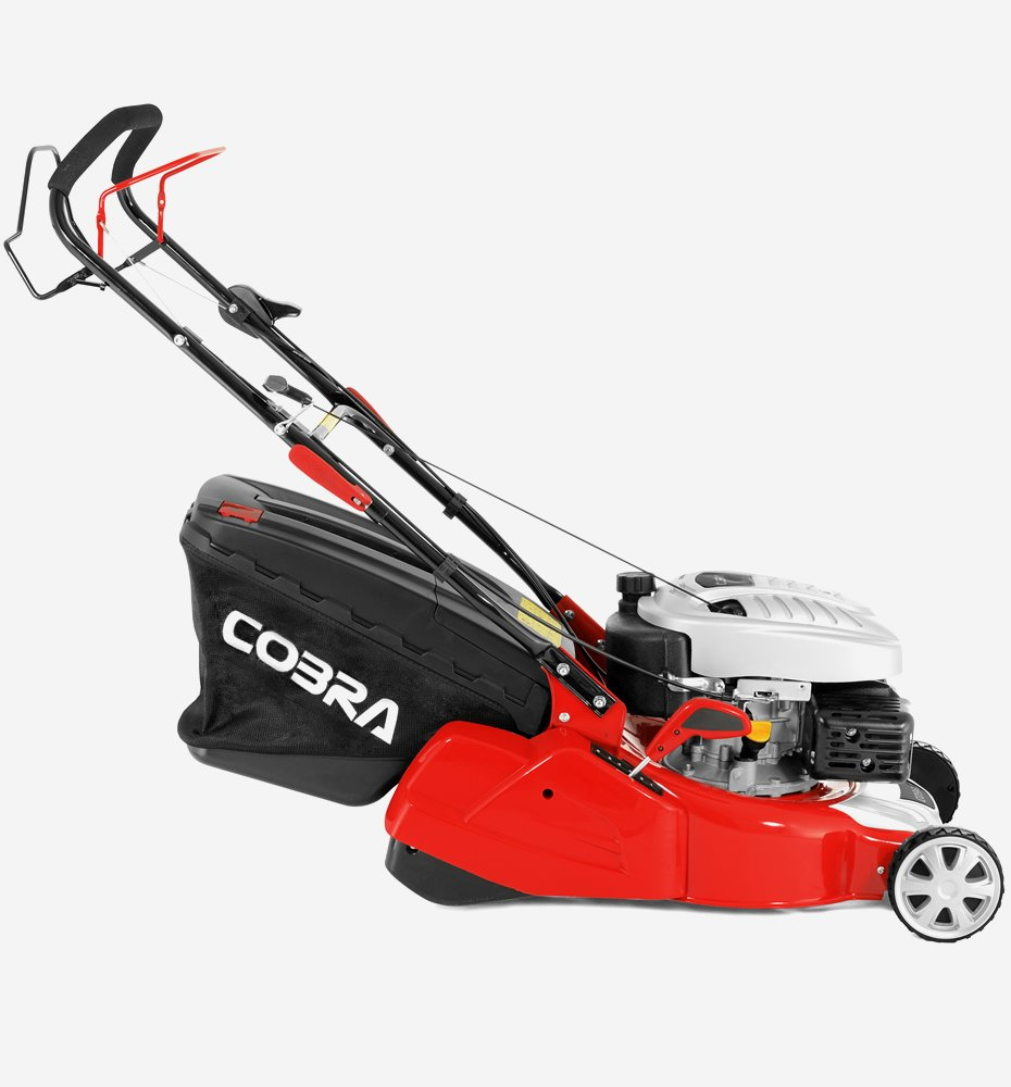 Cobra RM40SPC Cortacésped autopropulsado de Gasolina de 40,64 cm ...