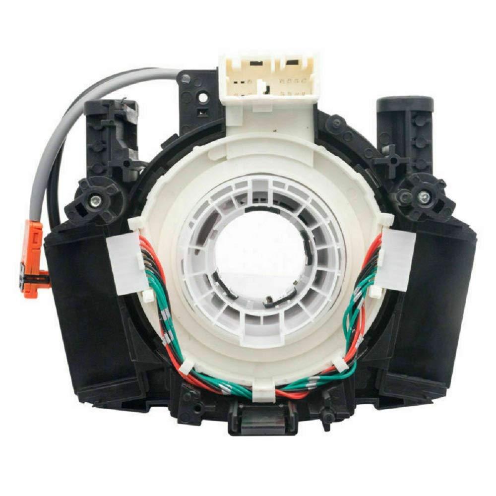 Bessie SparksClock Spring Spiral Cable for Nissan Qashqai Pathfinder Murano 350Z 370Z,OEM:25560-JD003 (Left Drive)