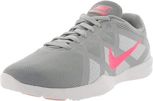 Nike Women's Lunar Lux Tr Stlth/Pnk Pw