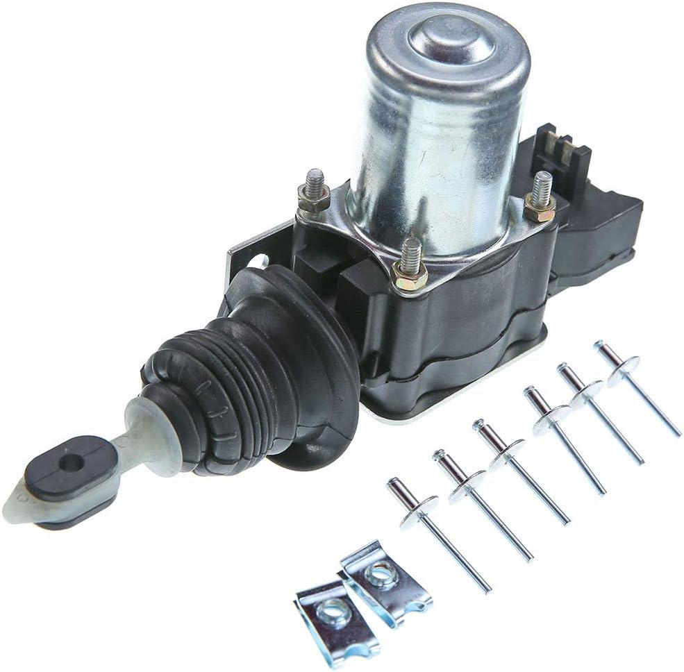 2-PC Set A-Premium Door Lock Actuator Motor Replacement for Buick Century Electra LeSabre Regal Chevrolet Astro Camaro Beretta GMC without Dirt-Pro