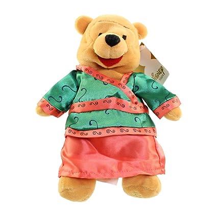 Enjoyable Amazon Com Winnie The Pooh Bean Bag Plush Family Pooh 8 Ncnpc Chair Design For Home Ncnpcorg