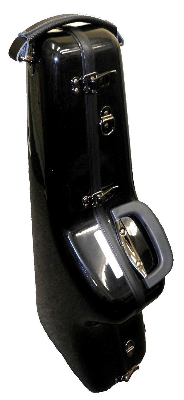 CCシャイニーケースⅡ アルトサックス用 スタンドアップシリーズ (ホットピンク) B07B9JLJKW ホットピンク