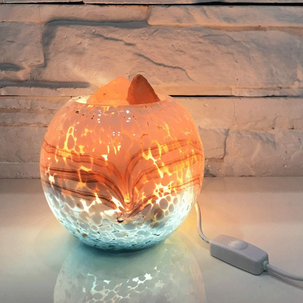 Himalaya Lampe De Sel De Mer Dimmable LED Lampe De Table
