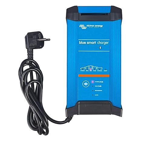 Victron Energy BPC240842002 Blue Smart IP22 Cargador 24/81 230 V CEE 7/7 24V/8A-1 Salida