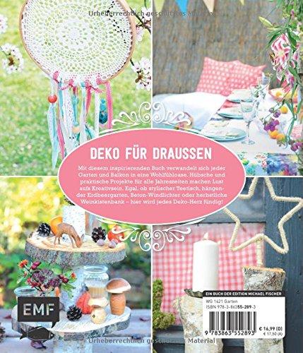 Garten Deko Fürs Ganze Jahr: Katharina Pasternak: 9783863552893:  Amazon.com: Books