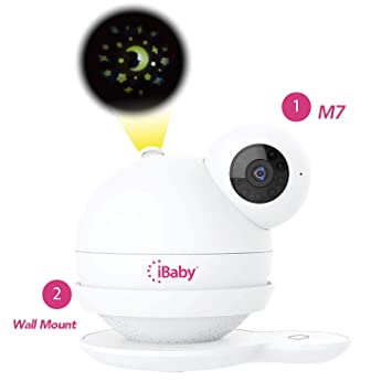 iBaby Care M7 Smart Wi-Fi enabled Digital Video Baby Monitor 1080p Full HD