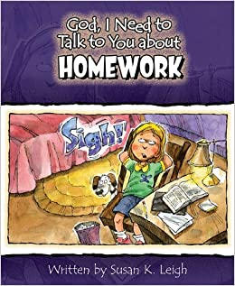 God I Need to Talk to You about Homework 6pk