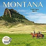 2017 Montana Scenic Wall Calendar