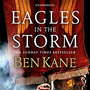 Eagles in the Storm Audiobook