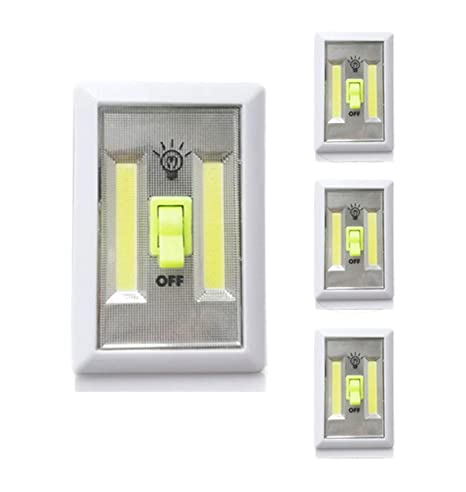 Amazon.com: TOMOL Luz LED con chip incorporado, de brillo ...