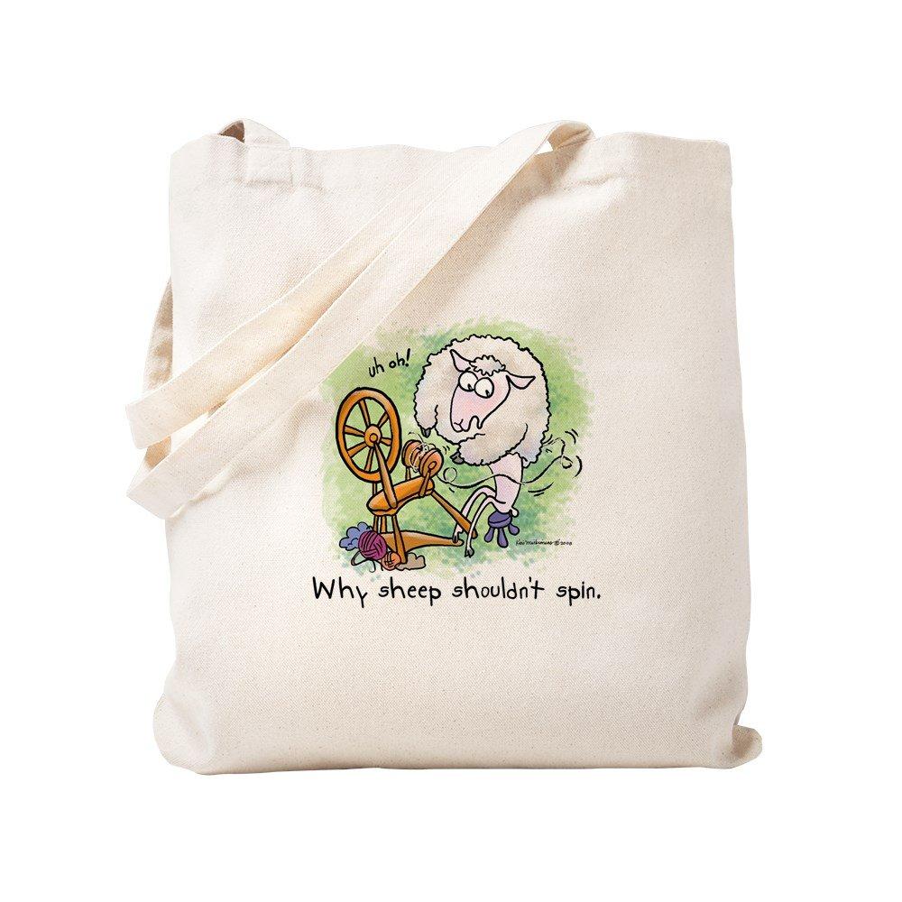 最愛 CafePress – Sheep Spin – ナチュラルキャンバストートバッグ、布ショッピングバッグ S – S ベージュ 0250399763DECC2 0250399763DECC2 B0773PYMRW S, conoMe(コノミイ):7a1dabb1 --- 4x4.lt