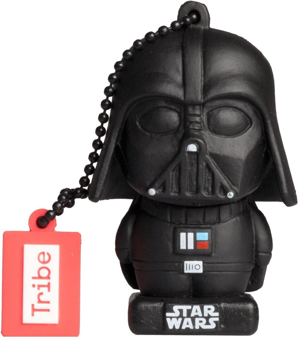 Tribe, Star Wars Darth Vader, 32GB USB Flash Drive, 2.0 Memory Stick Keychain