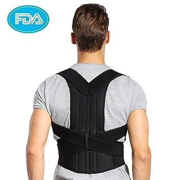 Doact Correcteur de Posture pour Comfortisse Posture f969245f50d