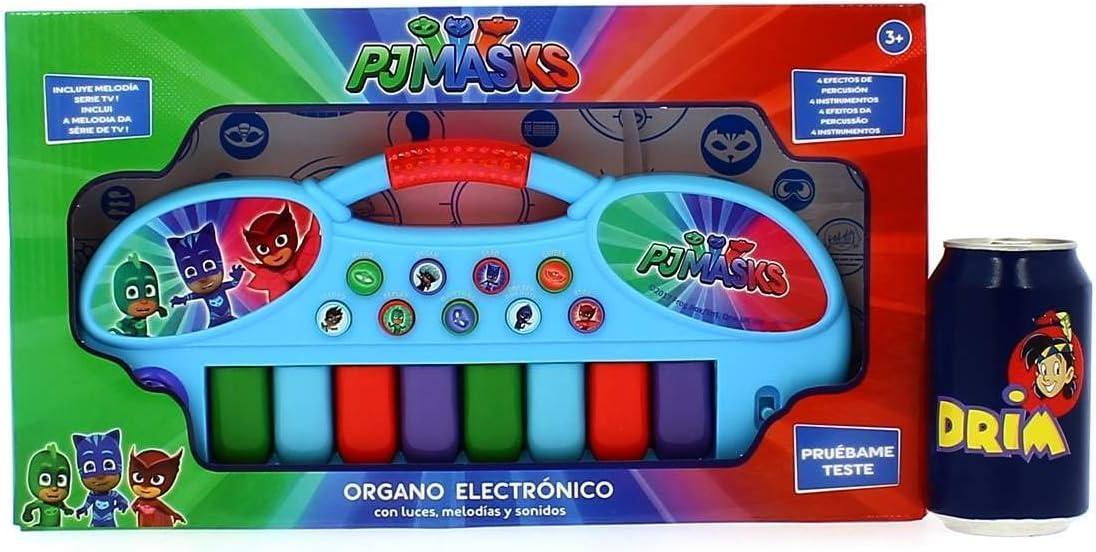 CLAUDIO REIG- PJ Masks Órgano electrónico (2865.0): Amazon.es ...