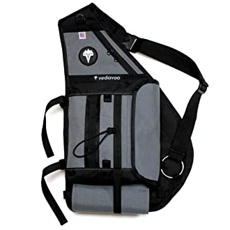 fly fishing sling pack reviews vedavoo