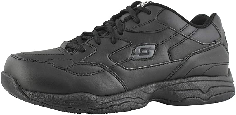Felton Lace Up Wide Sneaker Black