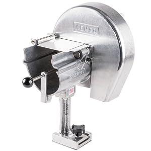 Nemco 55200AN-4 1/8-Inch Manual Easy Slicer Fixed Cut Fruit/Vegetable Slicer, NSF