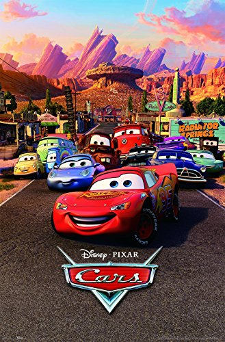 Trends International Disney Cars Wall Poster 22.375