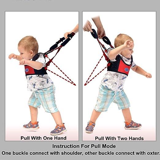 Lauflernhilfe Gehhilfe Verstellbares Kinder Kleinkind G/ürtel Autbye Stehen und Gehen Lernen Helfer f/ür Kinder