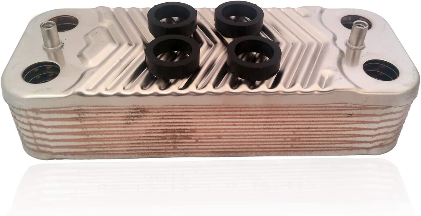 Ideal ISAR HE 24 Plate Heat Exchanger 173544