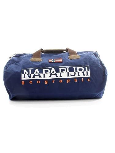 Napapijri Bags Sac de sport grand format, 60 cm, 57 liters, Bleu (Blue Depths)