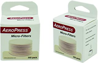 product image for AeroPress Replacement Filters, 2 Pack - Microfilters For The AeroPress Coffee And Espresso Maker - 700 count
