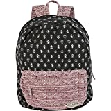 Billabong Women's Hand Over Love Canvas Backpack, Scarlet