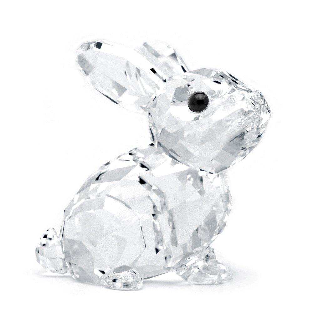 スワロフスキー SWAROVSKI クリスタル フィギュア ウサギの赤ちゃん 5135942 [並行輸入品] B06XXWF6QH