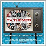 The Greatest TV Themes Of The 50s & 60s [Double CD]