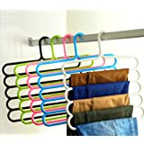 MosQuick Multipurpose Hanger For Clothes (1 Pc)(Color may vary)