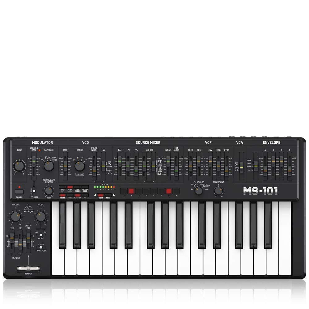 Behringer Synthesizer (MS1BK) by Behringer