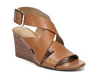 ae262f184ca Image Unavailable. Image not available for. Color  Franco Sarto Women s  Mallory Wedge Sandals