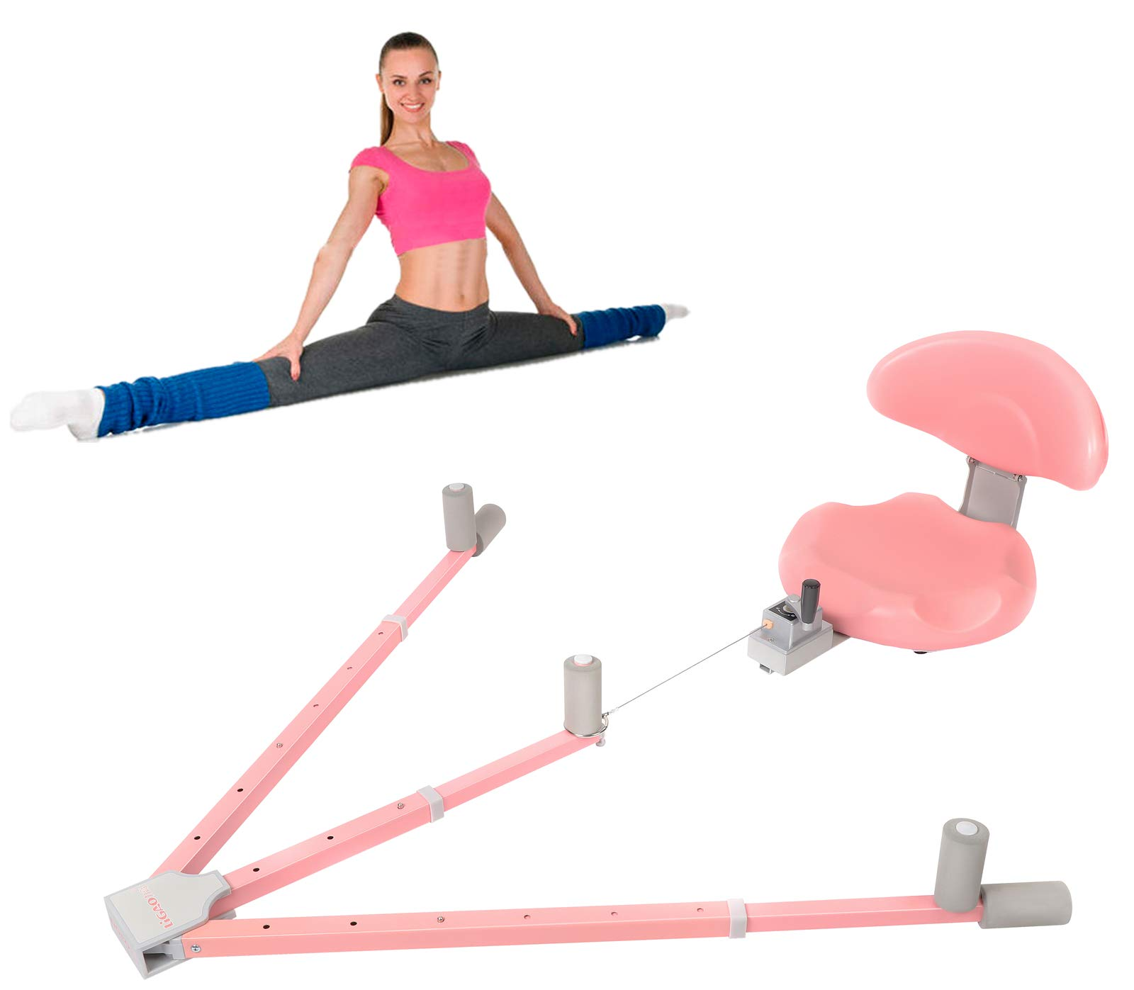 ART PARK Leg Stretcher Machine Splits Stretch Machine Flexibility Stretch Split Trainer