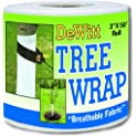 "Dewitt TW3W 3"" X 50 Ft Tree Wrap"