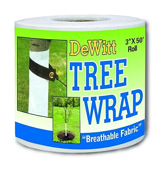 Envoltorio para árboles de color blanco, marca Dewitt 7, 62 cm por ...