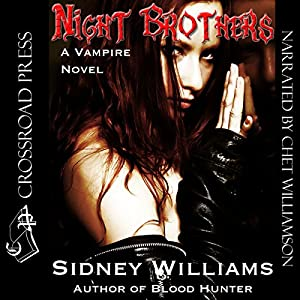 Night Brothers Audiobook