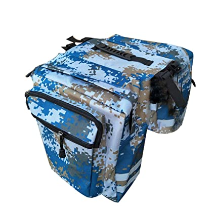 Fahrrad Sattel Tasche Satteltasche Fahrradtasche Gepäckträgertasche Rucksack DE