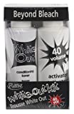 RAW Beyond Bleach White-Out Kit includes