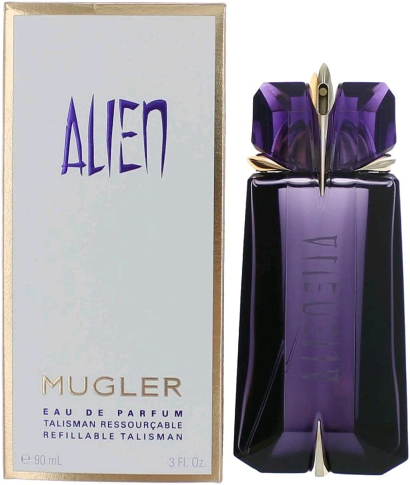 Thierry Mugler Alien Eau de Parfum 90 ml: Amazon.es: Belleza